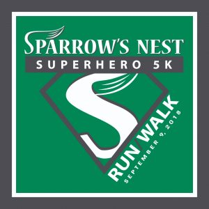 the sparrows nest