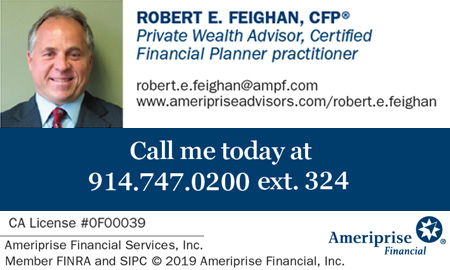 financial planner ad robert feighan 914.747.0200x324