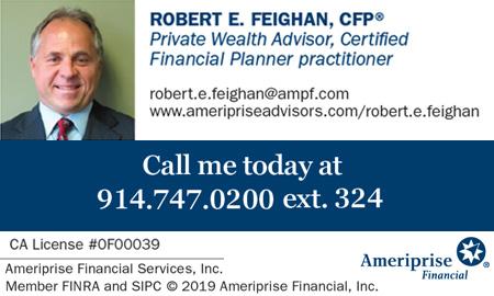 financial planner ad robert feighan 914.747.0200x324